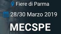 2019 이탈리아 파르마 전문기계설비 전시회