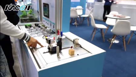 (주)한국자동제어 - 2015대구국제기계산업대전