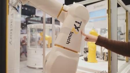 Staubli @Automate 2017 산업용로봇