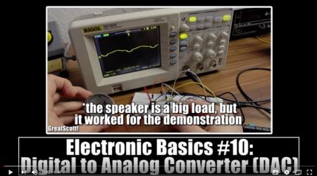 전자공학 기초#27: ADC (Analog to Digital Converter)