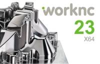 세스쿠와, WorkNC의 새로운 버전 WorkNC V23 출시