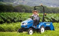 LS엠트론, 대한민국 농기계 역사의 새로운 장을 열다!