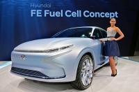 현대차, 신형 수소전기 콘셉트카 '제네바 모터쇼'에서 세계 최초 공개