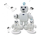 사람과 교감하는 또 다른 가족, 반려로봇 '파이보'