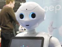 떠오르는 로봇산업현황 및 시사점