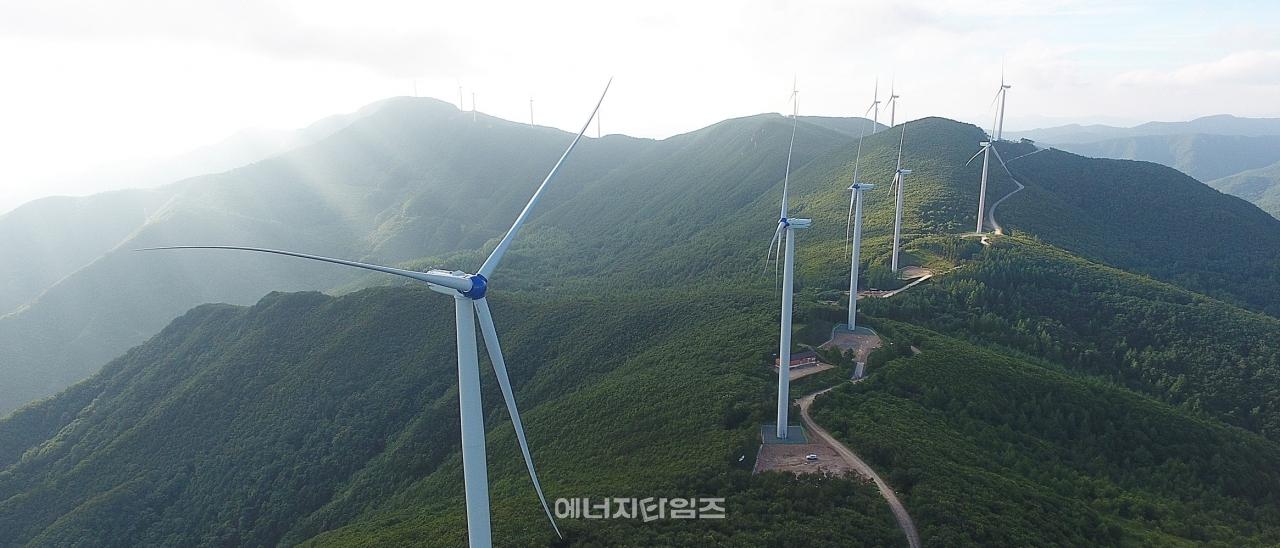 남부발전 국산풍력 100기 프로젝트 조만간 반환점 턴