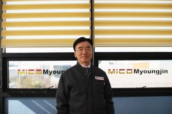 [Yeogie인터뷰] 30년간 금형자동교환장치 역사와 함께한 (주)미코명진