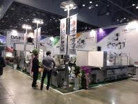 [SIMTOS 2018] 대산기계공업(주), 다양한 종류의 평면연삭기 출품