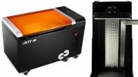 유니즈, 3D프린팅 신기술 및 SLA 3D프린터 5종 공개