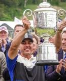 101회 PGA 챔피언십 '메이저 사냥꾼' 브룩스 켑카 우승