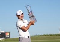 강성훈, 8년 만에 PGA투어 첫 우승 '집념의 사나이' 159번째 출전 만에 정상