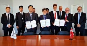 대우조선해양, 글로벌 엔진업체 MAN-ES社와 선박 엔진 디지털화 협력