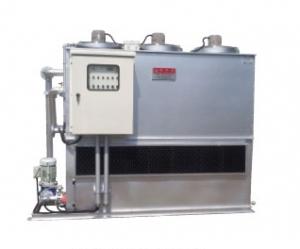 수, 공냉식 복합 냉각기