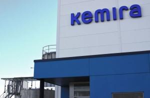 케미라, 분말형 폴리머 신규 생산 공장 가동