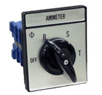 Ammeter Selector Switch