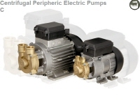 Centrifugal Peripheric Electric Pumps