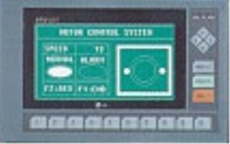 Blue LCD(240 x 128 dot)제공으로 선명한 화면