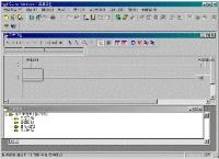 Master-K 시리즈를 위한 윈도우용 프로그래밍 툴
