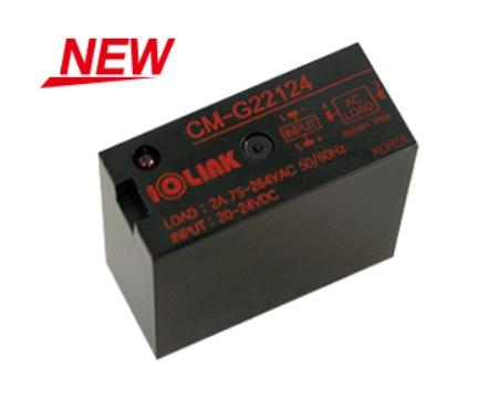 AC부하 전용 2.0A 무접점 Solid State Relay