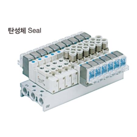 5포트 솔레노이드 밸브 SY Series