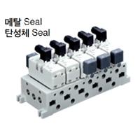 5포트 솔레노이드 밸브 / ISO규격 준거 VQ Series