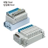 5포트 솔레노이드밸브 Plug-in 타입 SY Series