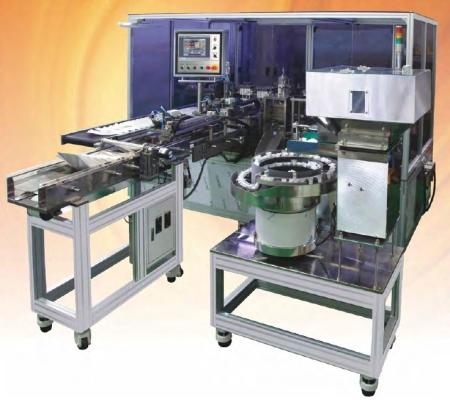 Spout Pouch Sealing Machine