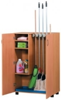 Cleaning Tool Cabinets (청소도구 보관함)