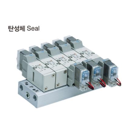 5포트 솔레노이드 밸브