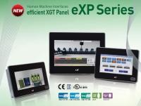 경제형 eXP시리즈 출시기념 15%한정할인 [TFT컬러LCD 65,536색, 플래시메모리 128MB (화면64MB) XGT터치패