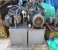 유압유니트 3마력520x370x330