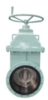 SLUICE VALVES FOR WATER WORKS (VERTICAL TYPE)