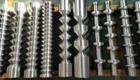 STRAIGHTENER ENTRY AUXILIARY EQUIPMENT