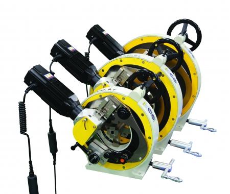 파이프 커팅기, DCS-100LT/150LT/200LT, 가성비 최고의 오비탈 커팅 장비,