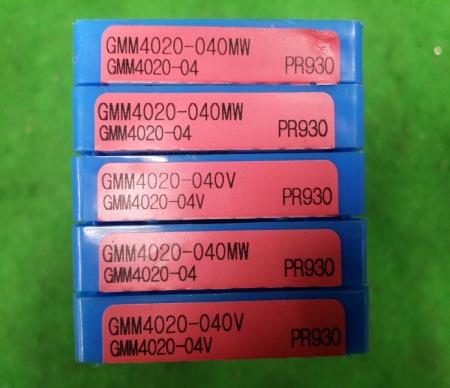 그루빙인서트 GMM4020-040MW (PR930)