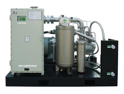 특수 압축기 CMT series (무급유)