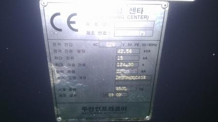 수직머시닝센타 DNM650