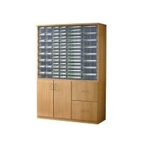 CA1114 목재세트 서랍식부품박스