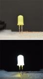 일반적인 재료를 이용한 백색 LED 제조
