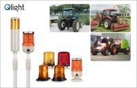 큐라이트, 농업기계 저속차량용 경광등 출시