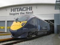 히타치, IT기술 결함 고속열차 개발 돌입
