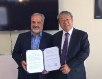 한국철강협회, 이란강관협회와 철강협력 채널 구축