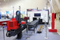(주)코텍의 신제품 형강가공복합기, 드릴 가공과 절단 작업을 하나의 기계로!