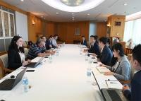 포스코, 글로벌 자동차부품사와 전략적 협력관계 구축 나서