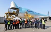 새해 첫 수출현장인 인천공항 대한항공 수출화물터미널 방문