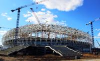 트림블 BIM 기술, 2018 러시아 월드컵 경기장 설계에 적용