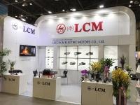 [SIMTOS 2018] (주)LCM, 건드릴 전용 스핀들 모터 등 다양한 제품 선보여