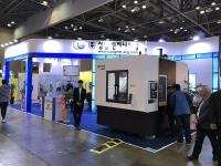 [SIMTOS 2018] (주)성림엔지니어링, 4-Spindle Line Center 출품