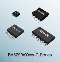 로옴, 높은 노이즈 내량 콤퍼레이터 BA8290xYxxx-C 시리즈 개발