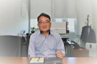 Special Interview/LG CNS 스마트팩토리사업부 스마트물류담당 이준호 상무